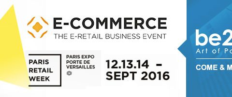 Meet Be2bill at Ecommerce Paris booth D 044!
