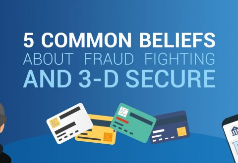 5 common beliefs about fraud fighting and 3-D Secure