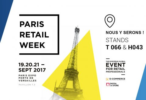 Meet the Payment Marketing experts at Paris Retail Week with Be2bill and Eperflex